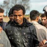 Male refugees